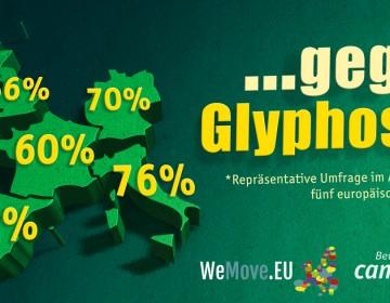 Europa gegen Glyphosat