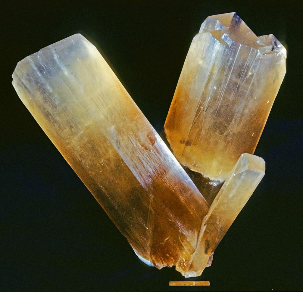 Borax-Kristalle